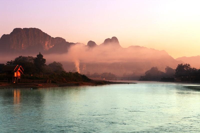 Potovanje v vietnam
