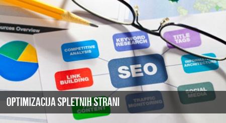 Čemu služi optimizacija spletnih strani