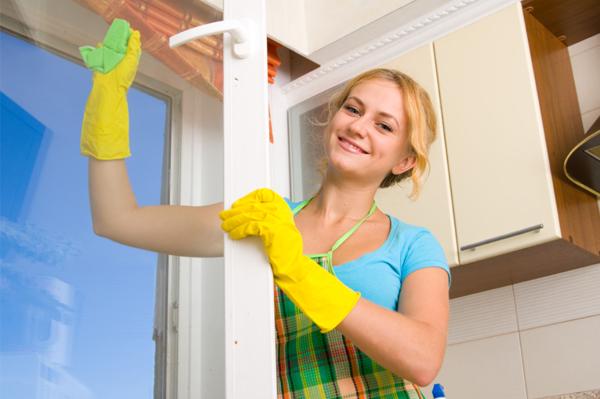 Čiščenje doma - nasveti