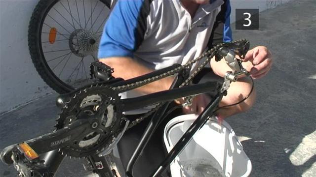 Vzdrževanje kolesa in opreme za kolo