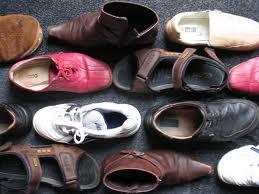 Čevlji in sezonski ter posezonski nakupi