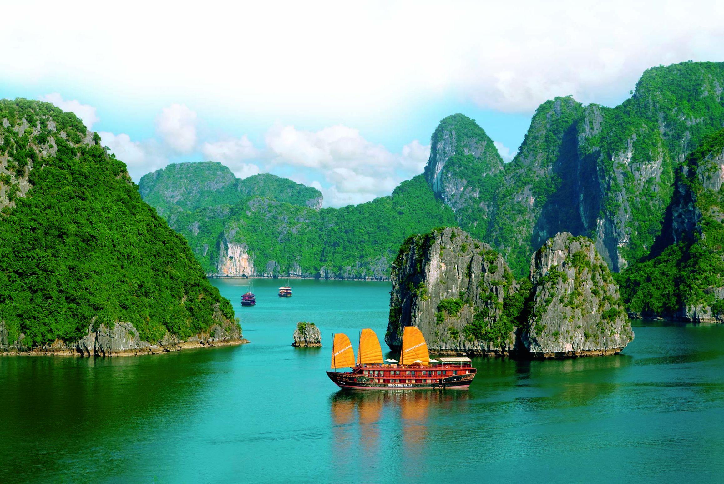 Česa ne smete zamuditi na svojem potovanju v Vietnam