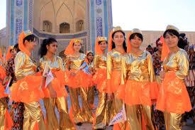 Uzbekistan, dežela centralne Azije