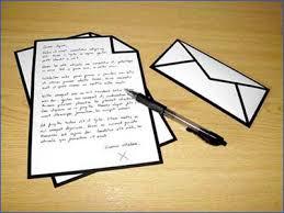 Zahvalno pismo, zahvala za razgovor