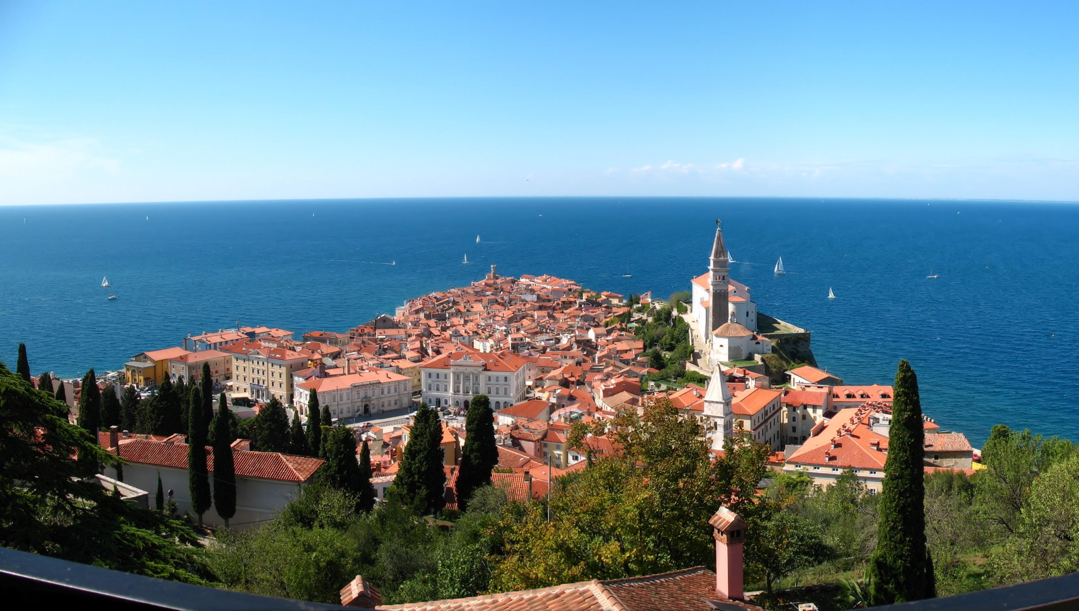 počitnice v Sloveniji
