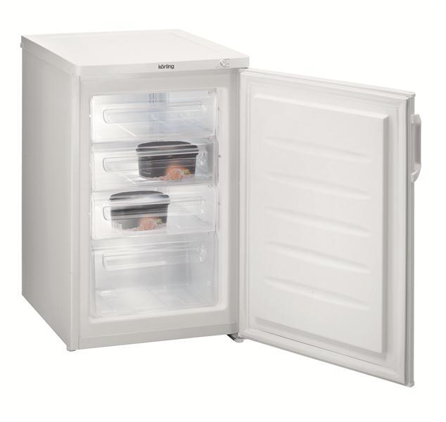 Zamrzovalne omare ali zamrzovalne skrinje?