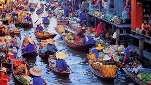 Tajska se nahaja na Indokitajskem polotoku