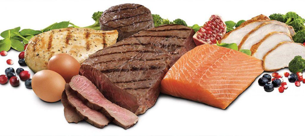 beljakovine so nujne za ohranjanje mišic