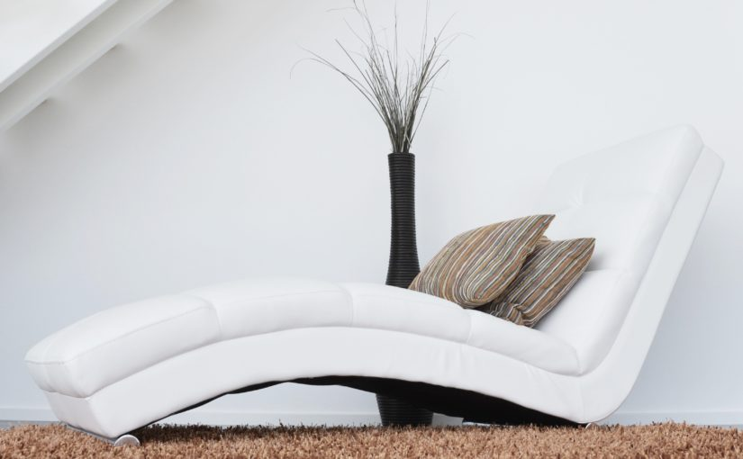 Oblazinjeno pohištvo imamo radi, ker je udobno