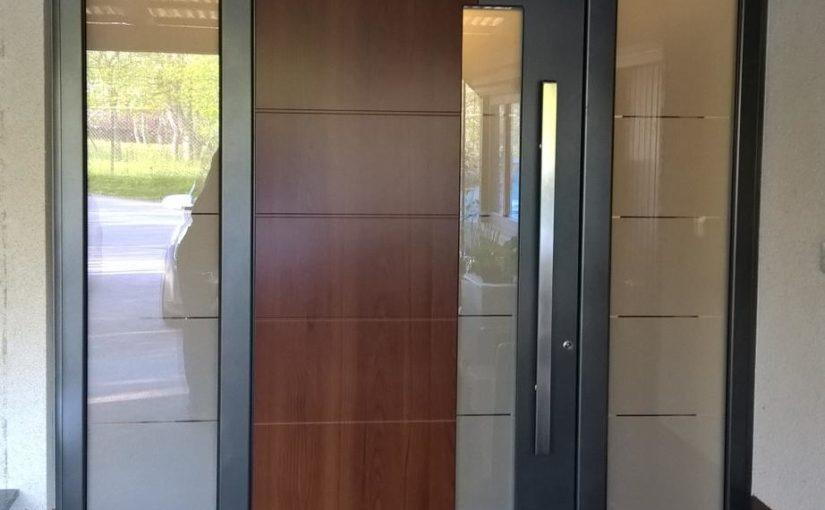 Lesena vrata ponujajo idealno kombinacijo lastnosti