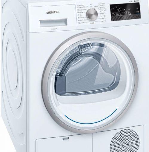 Sušilni stroj s toplotno črpalko
