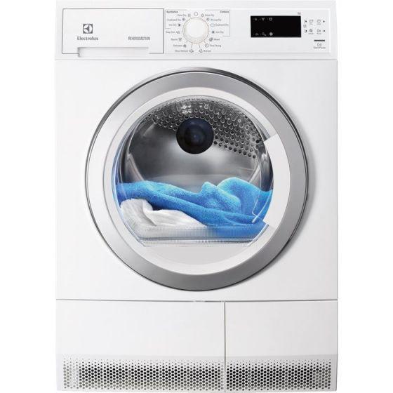 Pralni stroj, ki potrebuje čiščenje