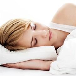 težave s spanjem in izčrpanost